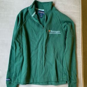 WashU pullover